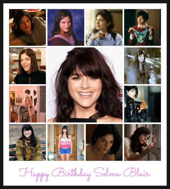 Happy Birthday Selma Blair June 2016