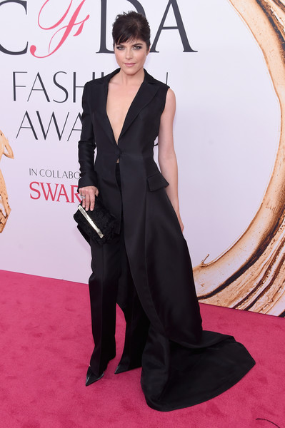 CFDA Fashion Awards June 2016 wearing Christian Siriano