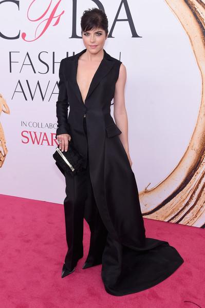 CFDA Fashion Awards June 2016 wearing Christian Siriano