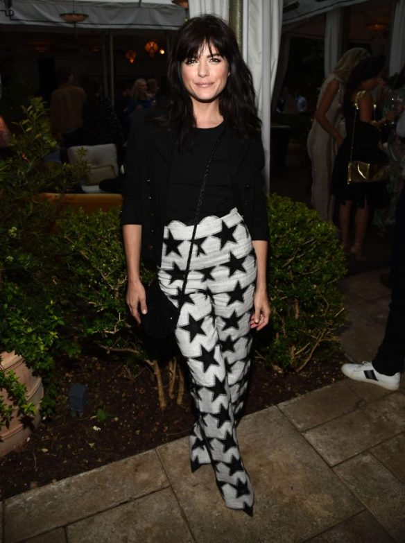 Selma Blair Max Mara Face of the Future Event 2016 10