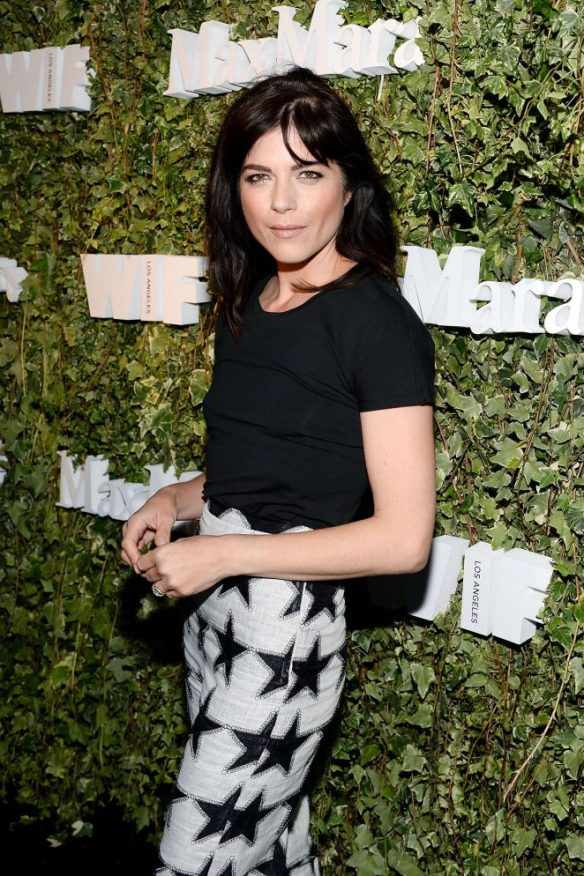Selma Blair Max Mara Face of the Future Event 2016 5