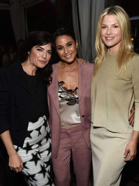 Selma Blair Max Mara Face of the Future Event 2016 7